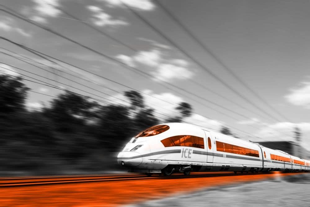 Eisenbahnfernverkehr